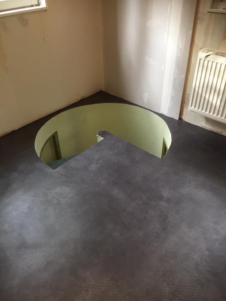 Mattläggare i Söderhamn, mattläggare, lägga matta.