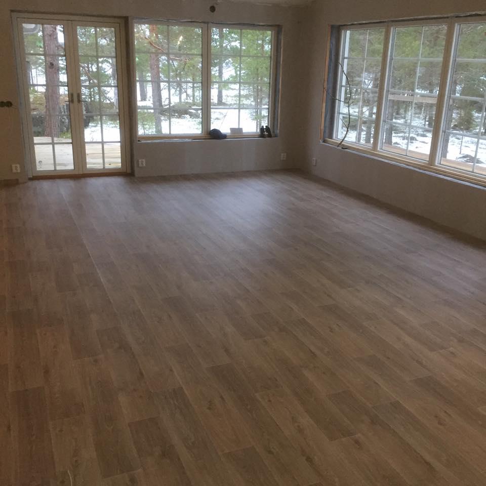 Mattläggare, mattläggning, läggning av matta, Söderahmn